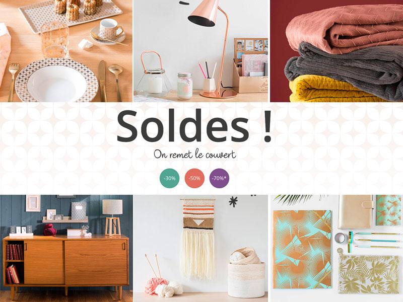 Ma sélection déco en Soldes chez Maisons du Monde – Mon Blog Deco